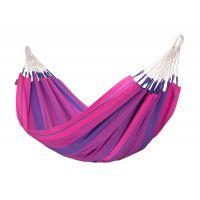 Orquídea Purple - Hamac classique simple en coton