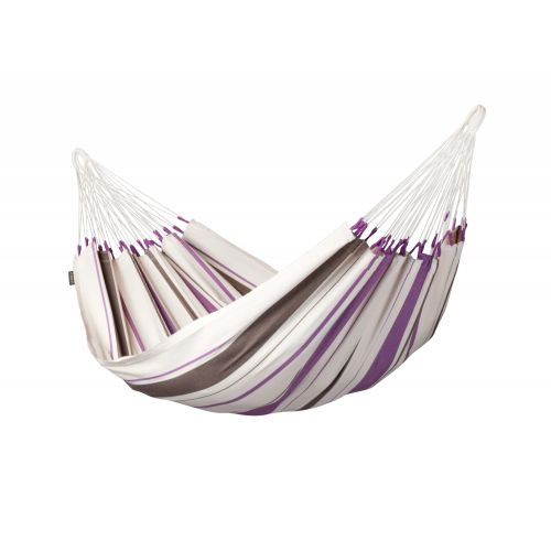 Caribeña Purple - Hamac classique simple en coton
