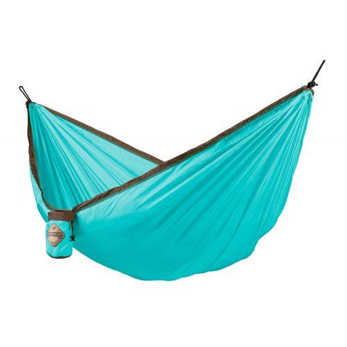 Colibri Turquoise - Hamac de voyage simple avec fixation