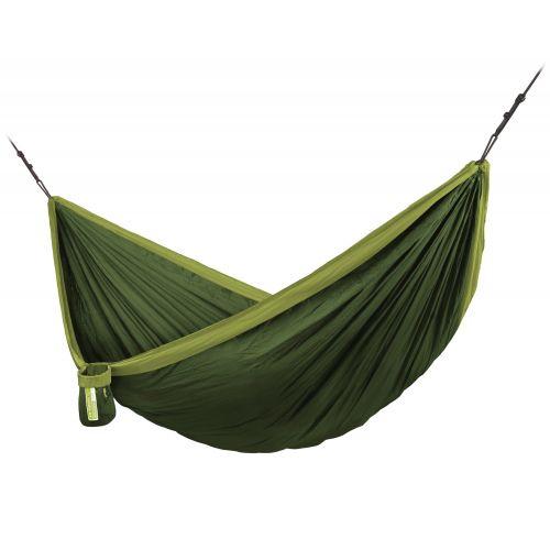 Colibri 3.0 Forest - Hamac de voyage simple avec fixation