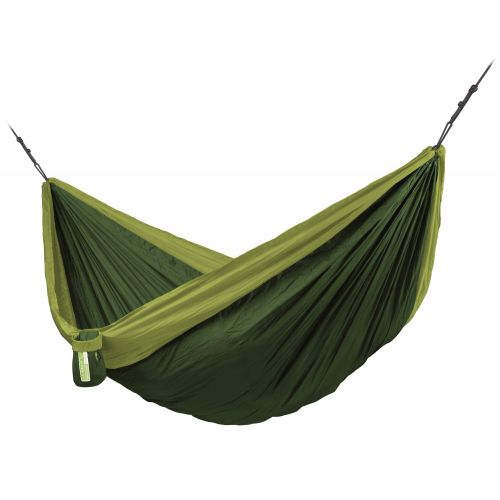 Colibri 3.0 Forest - Hamac de voyage double avec fixation