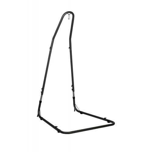 Mediterráneo Anthracite - Support en acier revêtu par poudre pour chaise-hamacs basic
